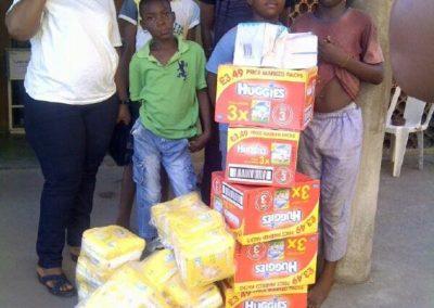 Orphanage Visit Around Nigeria