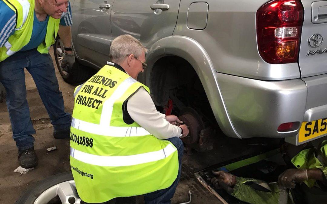 Auto Mechanic Skill Training