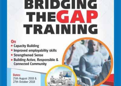 Bridging the Gap Training